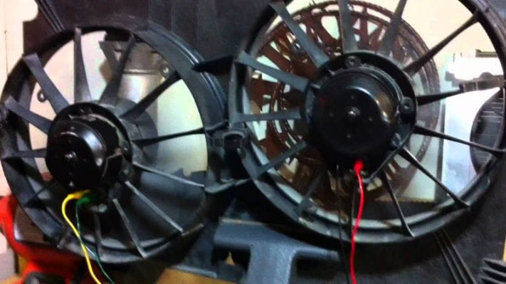 car radiator fans come in different designs
